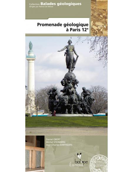 Promenade géologique à Paris 12