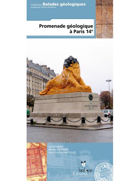 Promenade géologique à Paris 14ème
