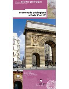 Promenade géologique à Paris 9 et 10