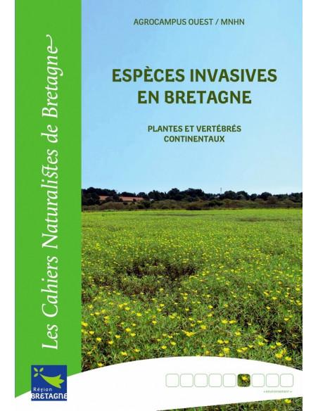 Espèces invasives en Bretagne - Plantes et vertébrés continentaux
