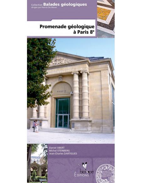 Promenade géologique à Paris 8ème