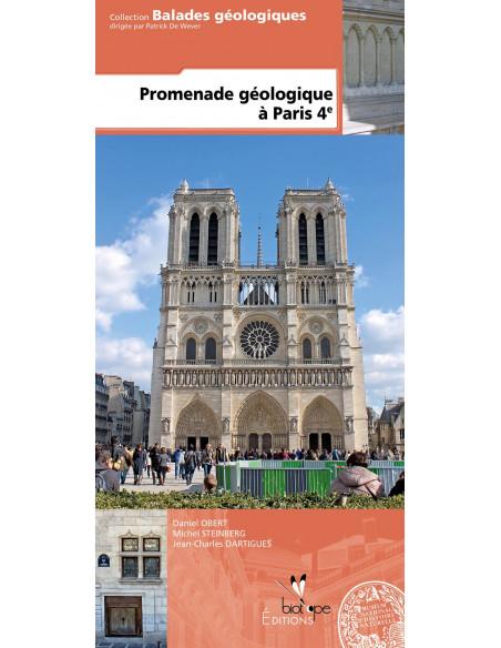 Promenade géologique à Paris 4ème