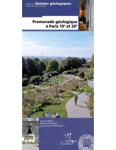 Promenade géologique à Paris 19ème et 20ème