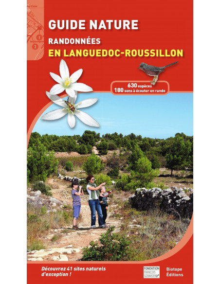 Guide nature - Randonnées en Languedoc-Roussillon