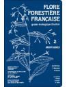 Flore forestière française - Tome 2 Montagnes