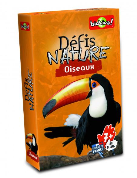 Bioviva - Défis Nature- Oiseaux