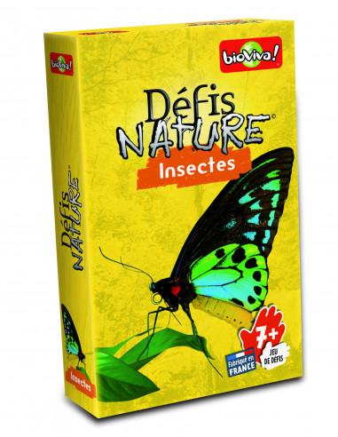 Défis Nature - Insectes