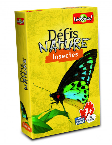 Défis Nature - Insectes