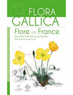 Flora gallica - Complete Flora of France