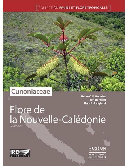 Flore de la Nouvelle-Calédonie - Cunoniaceae