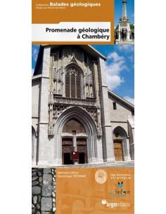 Promenade géologique à Chambéry