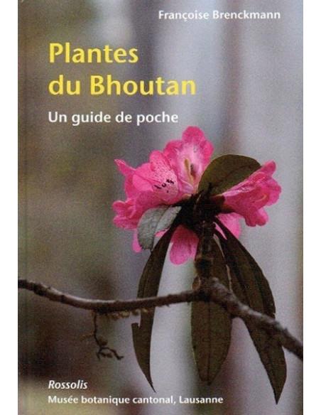 Plantes du Bhoutan - Un guide de poche