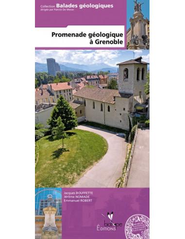 Promenade géologique à Grenoble