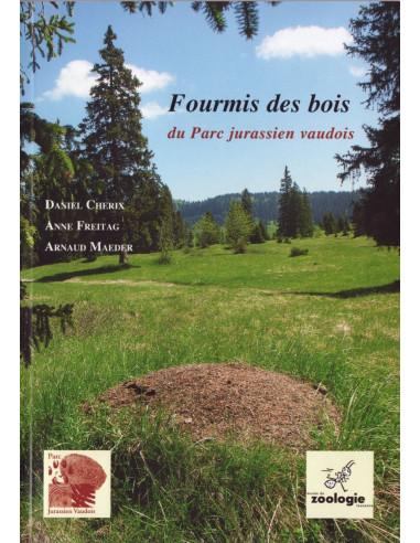 Fourmis des bois du Parc jurassien vaudois