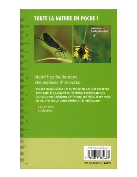 Insectes - 360 espèces