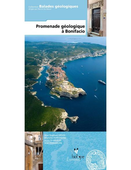 Promenade géologique à Bonifacio