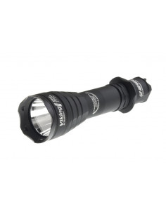 Lampe torche professionnelle Armytek Viking PRO V3 LED / Noire / XHP50 (Warm) - 2140 Lumens