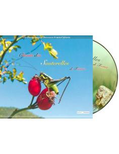 Guide sonore (CD) chants des sauterelles de France