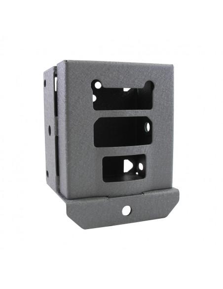 Boitier de protection et câble antivol pour piège photo-vidéo Ultrafire Reconyx