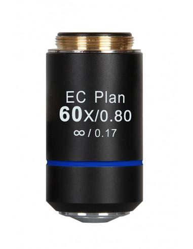 Objectif 60X PLAN achromatique