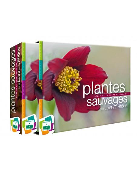Plantes sauvages de la Loire et du Rhône - Atlas de la flore vasculaire