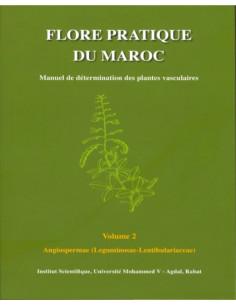 Flore pratique du Maroc - Volume 2