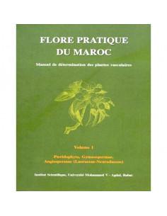 Pack des 3 volumes de la Flore pratique du Maroc