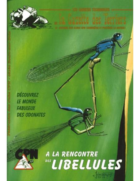 A la rencontre des libellules