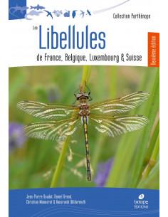 Les libellules de France, Belgique, Luxembourg et Suisse - 2ème édition
