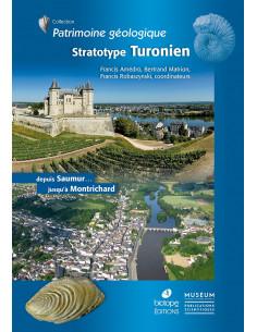 Stratotype Turonien - CD ROM inclus