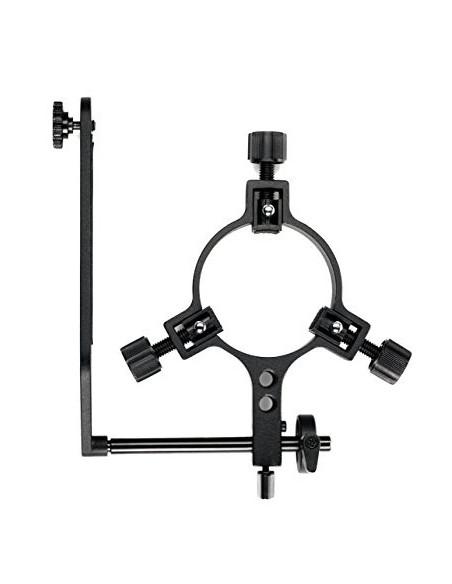 Adaptateur universel Bushnell de digiscopie pour appareils compacts à zoom court