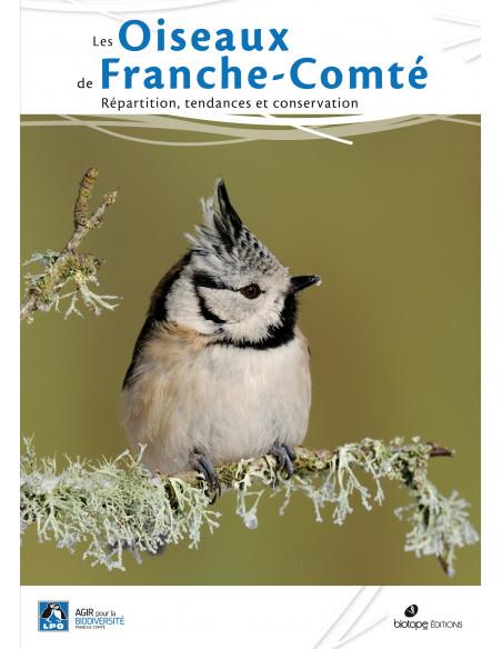 Les Oiseaux de Franche-Comté - Répartition, tendance et conservation