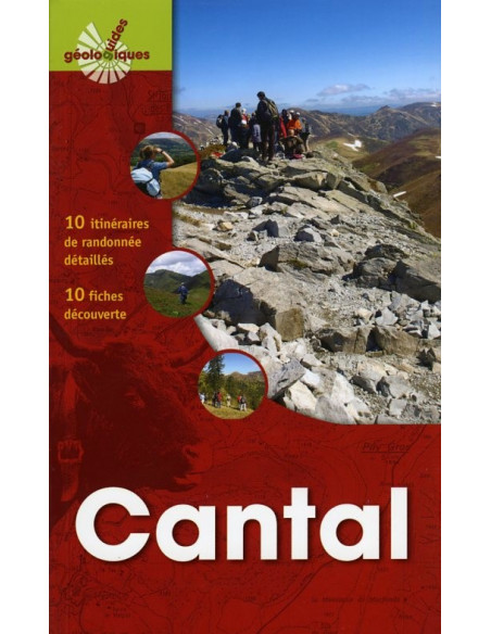 Guide géologique - Cantal