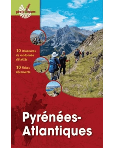 Guides géologiques - Pyrénées-Atlantiques