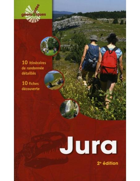 Guides géologiques - Jura (2ème édition)