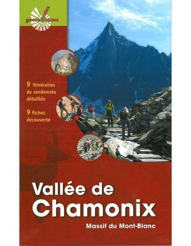 Guides géologiques - Vallée de Chamonix / Massif du Mont-Blanc