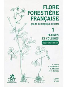FLORE FORESTIERE FRANCAISE - TOME 2 Montagnes