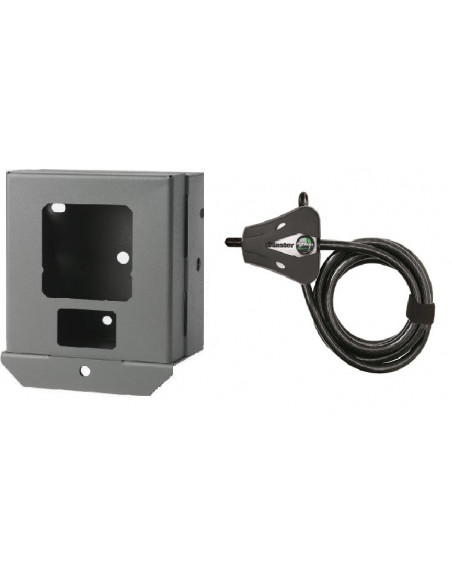 Shell and cable lock for camera trap Hyperfire HC600