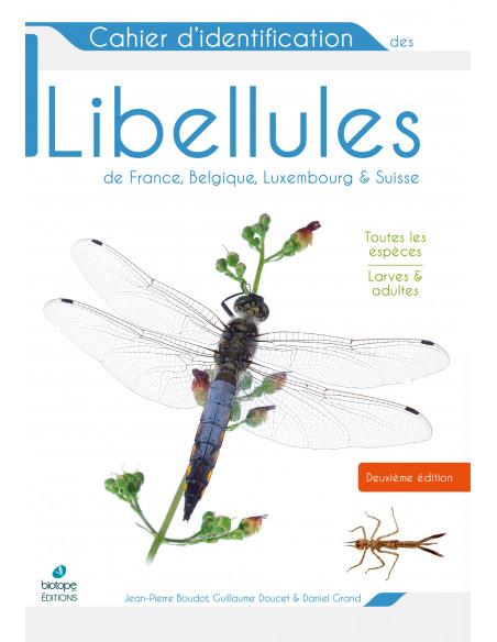 Cahier d'identification des libellules de France, Belgique, Luxembourg et Suisse