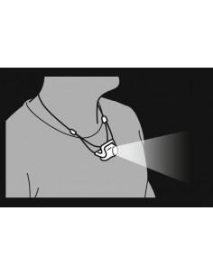 Lampe frontale Petzl BINDI noire - 200 Lumens