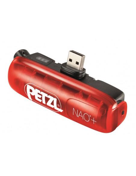 Batterie / Accu rechargeable PETZL pour lampes frontales NAO +