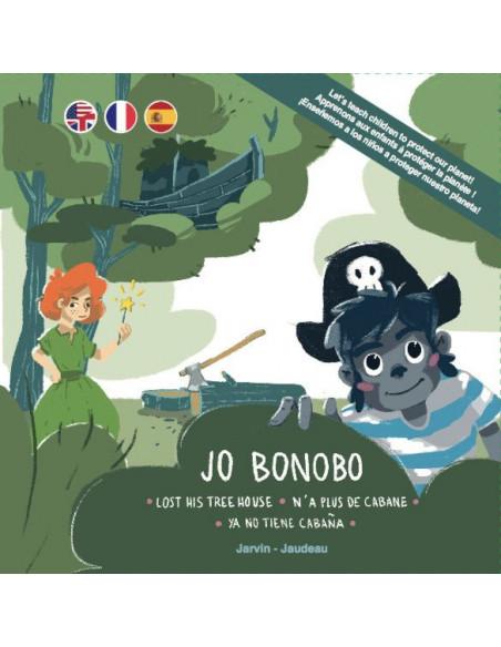 Jo Bonobo - n'a plus de cabane