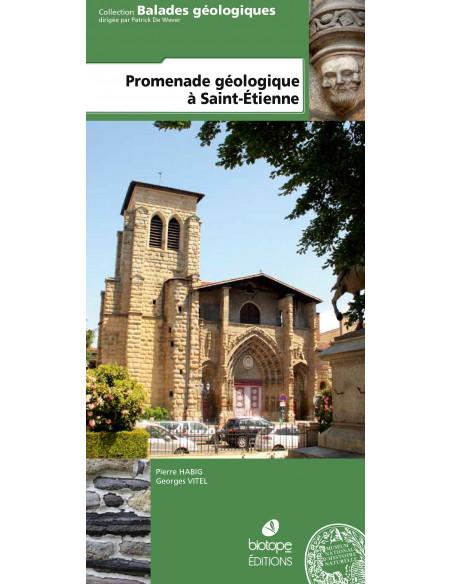 Promenade géologique à Saint-Etienne