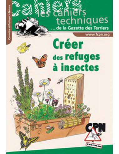 Créer des refuges à insectes