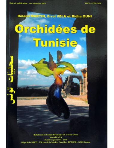 Orchidées de Tunisie