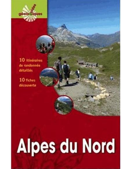 Guides géologiques - Alpes du Nord