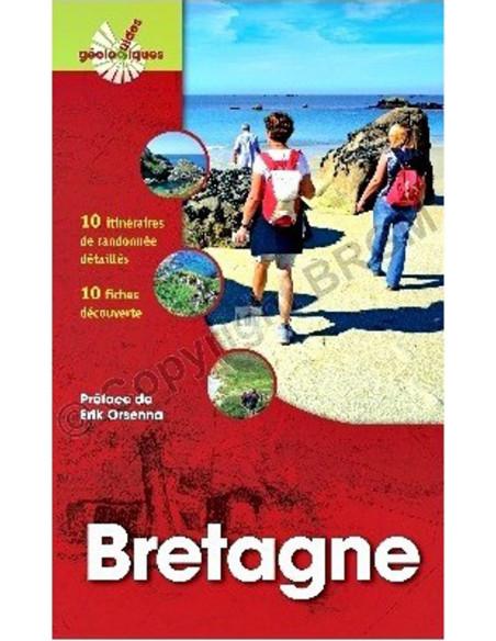 Guides géologiques - Bretagne