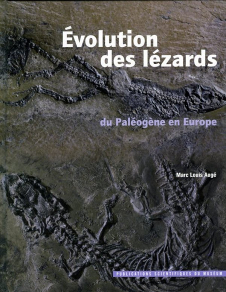 Evolution des lézards - du Paléogène en Europe