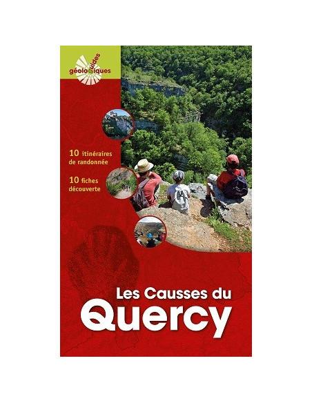 Guide géologique - Les causses du Quercy