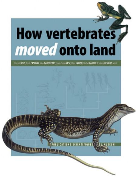 How vertebrates moved onto land